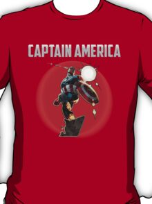 New Captain America T-Shirt