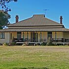 Homestead, Allora, Queensland, Australia by Margaret  Hyde