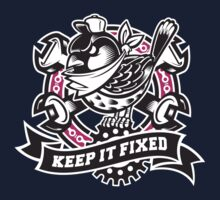 """Keep It Fixed"" Kids Clothes"