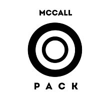 McCall Pack Photographic Print