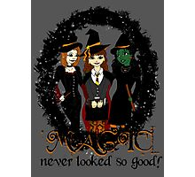 The Witches Three Photographic Print