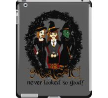 The Witches Three iPad Case/Skin