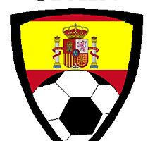 Spain Soccer  by Randy Freeman