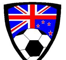New Zealand Soccer  by Randy Freeman