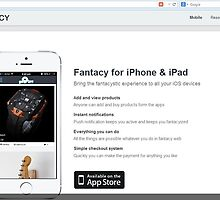 IOS App For Fantacy - http://www.fancyclone.net by hitasoft