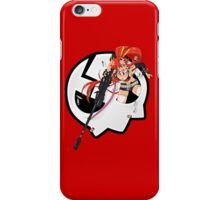 I Love Big Guns iPhone Case/Skin