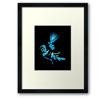 A Gun Straight from the Soul Framed Print
