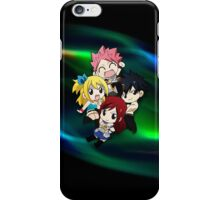 Fairy Tail - Chibilette iPhone Case/Skin