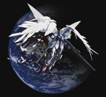 Gundam Wing: Endless Waltz - Zero Kids Clothes