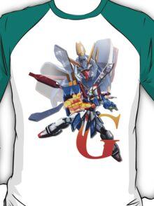 Mobile Fighter G Gundam - Shinning Gundam T-Shirt