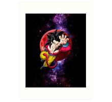 Super Saiyan 4 - Son Goku Art Print