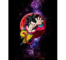 Super Saiyan 4 - Son Goku Photographic Print