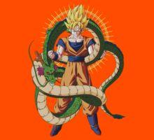 Shenron X Son Goku Kids Clothes