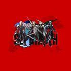 The Sephiroth by coffeewatson