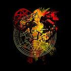 Full Metal Alchemist - Blood Rune by coffeewatson