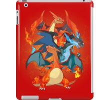 I Mega Charizard iPad Case/Skin