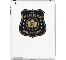The Leftovers - Mapleton Police Department  iPad Case/Skin