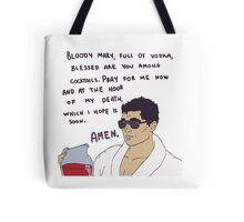 Archer & Bloody Mary Tote Bag