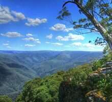 Barrington Tops .. Northside by Michael Matthews