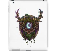 WoW - Druid Symbol iPad Case/Skin