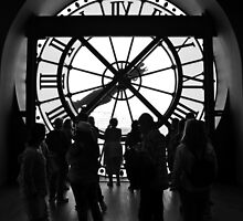 And Here Is Where Tourists And Time Stood Still... by Ainsley Kellar Creations