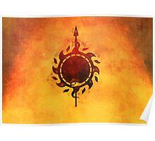 Sun and viper Poster
