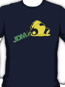 Sleepy Panda JDM (3) T-Shirt