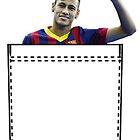 Neymar Pocket by aketton