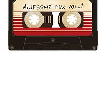 Guardians of the Galaxy - Awesome Mix by [g-ee-k] .com