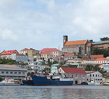 Harbor of St. George's by stine1