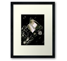 Scent Of Love Framed Print