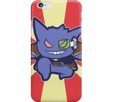 Captain Gengar of Ginyu Squad iPhone Case/Skin