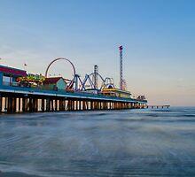 Galveston Pleasure Pier #1 by psankey