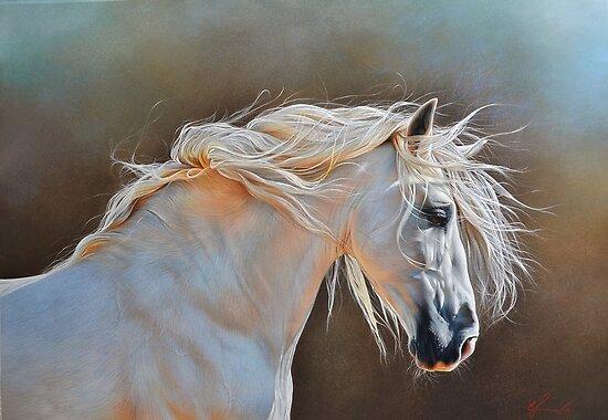 """Morning glow"" by Elena Kolotusha"