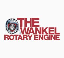 The Wankel Rotary Engine (2) by PlanDesigner
