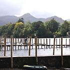 Keswick Jetty by GeorgeOne
