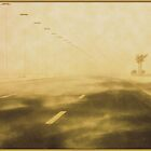 The Start of the Sandstorm by whimsicalworks