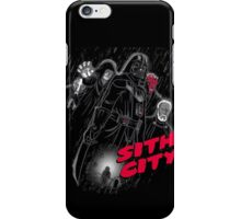 Sith City (Colab with Andriu) iPhone Case/Skin