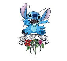 Lilo and Stitch - Ohana Means Family by ClickyCrisp