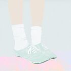 MINT BROGUES by Babeth Lafon