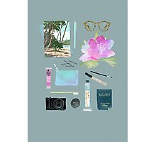 GOING TO HAWAII Photographic Print