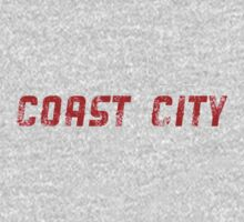 DC Comics - Coast City by echorose