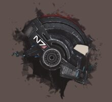 N7 Helmet by metalroses