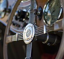 MG Classic Steering Wheel by psankey
