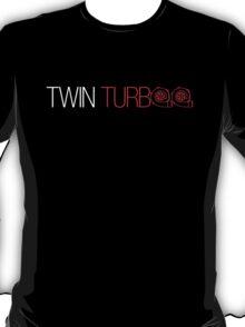 TWIN TURBO (1) T-Shirt