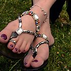 Festival Feet by SexyEyes69