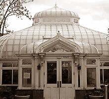 Victorian Conservatory © by Ethna Gillespie