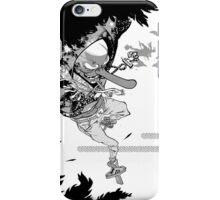 Classic D-pi Tengu design  iPhone Case/Skin