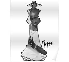 2pac KING Poster