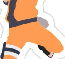 Minimalist Naruto Uzumaki Sticker